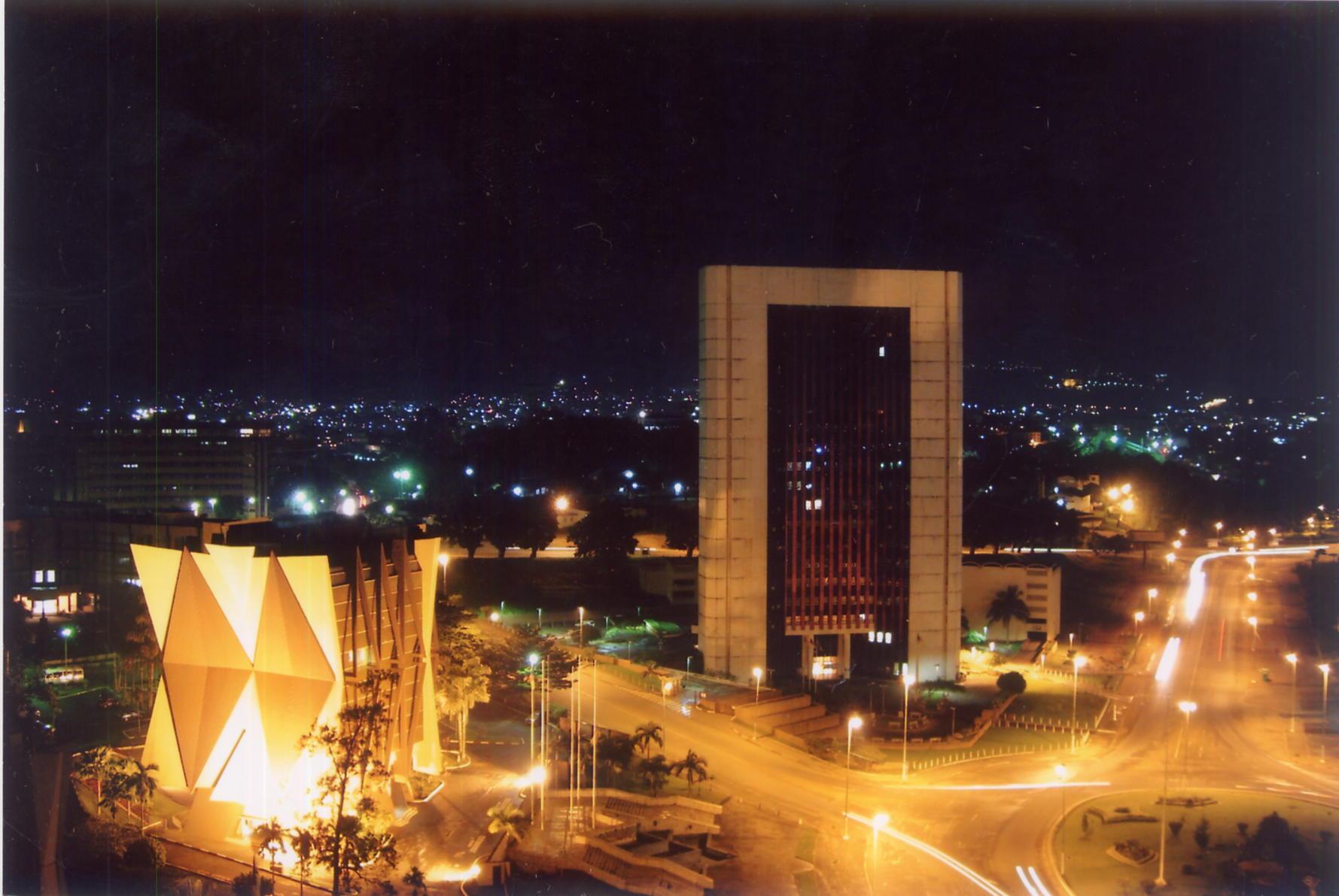 Yaound Ef Bf Bd Centre Ville